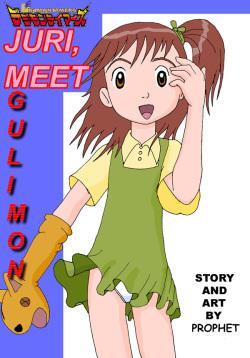 Juri, Meet Guilmon