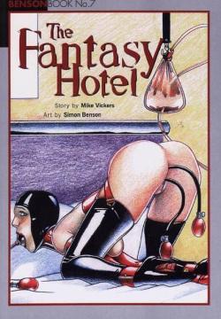 Benson - Book 7 - The Fantasy Hotel