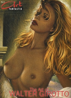 Art Fantastix 09 - The art of Walter Girotto