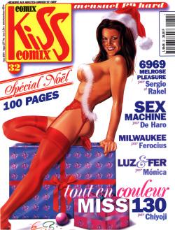 Kiss Comix  032