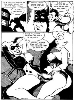 Harley X Ivy